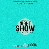 "RLH Night Show Edición I Zaque presentando ""Mujerez"" por Radeeal FM @ Torre LatinoAmericana CDMX"