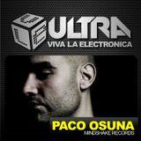 Viva la Electronica pres Paco Osuna live in Rijeka