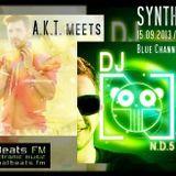 DJ Chris S. & DJ N.D.5 - Synthphony Sept. 2013 @Globalbeats.fm