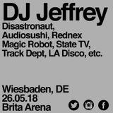 Disastronaut / Audio DJ - Preview Mix Frankfurt Wiesbade (26.05.2018) #AUDIOSUSUHI (DJ JEFFREY MIX)