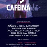 dj Ricardo @ La Rocca - Cafeina 06-02-2016