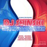 Dj Shinski - Live In France Mix 2014