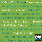 s06e02 | World | Toure Kunda, Angelique Kidjo, Macka B, Jo Tongo, Cha Wa, Hungry March Band
