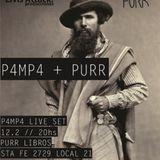 P4MP4: LIVE IN PURR / Febrero 2014