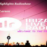 Deep Highlights Radioshow Vol. 31 mixed by Helly Larson on wwwibizaliveradio.com