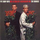 Pet Shop Boys Alternative Discography