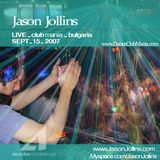 Jason Jollins - 2007 - Part 1 - Live in Bulgaria - Mania (Sunny Beach)