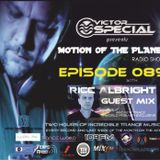 Victor Special - Motion of the Planet Episode 089 with Ricc Albight Guest Mix