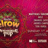 Matthias Tanzmann - live at Elrow Psychedelic Trip (Columbiahalle, Berlin) - 01-Apr-2018