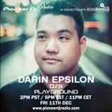 Darin Epsilon - Pioneer DJ's Playground