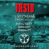 Tiesto - Tomorrowland 2018 (Mainstage 27.07.2018)