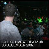 Dj Lixx - Live @ BEATZ.30