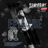 Episode #01 - Moombah - Dj Mixer Mx - Live - 25:00min