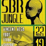 Vincent Vega live at SBR  Jungle @Fives, 22.3.19