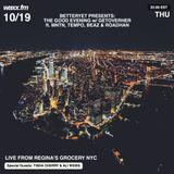 The Good Evening EP 006 on @WAXXFM - 10/19/17