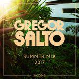 Salto Sounds vol. 149 - Summer Mix 2017