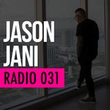 Jason Jani x Radio 031 (Live)