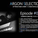 Argon Selection Ep.31 - LIVEMix & Select by Andrea Argon