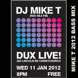MIKE T 2012 BASS MIX