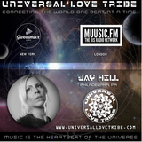Universal Love Tribe (Podcast 35) // Sunsrise Set mixed by Jay Hill