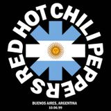Red Hot Chili Peppers - Live Buenos Aires, Argentine 1999