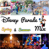 Disney Parade Mix