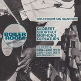 ShortKut @ Boiler Room San Francisco 1-21-2014 Live