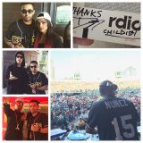 DJ Nuñez - KS 107.5 Summer Jam 2015 (Live Opening Set)