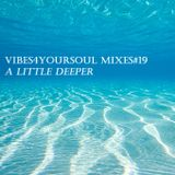 Vibes4YourSoul Mixes#19 - A Little Deeper