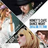 TECHNO LIVE SET @ Honey's Cafe' (11 AUG)