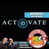 JAMROCK RADIO SEP 19, 2012: ACTIVATE!!!