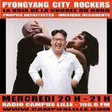 평양 City Rockers #086 : Dear Deer City Rockers (19-09-2018)