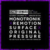 Remotion @ Sync Forward Blur, Armazem do Cha [19-12-2015]