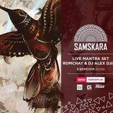 Alex Djinn & Romchay - Live Mantra Set :: SAMSKARA in Kiev :: 03.03.2019