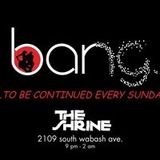 Terry Hunter Live Bang Sundays At The Shrine Mix 3-10-2013