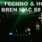 Tech house and techno