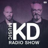 KDR069 - KD Music Radio - Kaiserdisco (Live at 5uinto in Brasilia, Brazil)