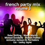 French Party Mix volume 3 (MegaMixed by Fabrice Potec)