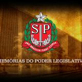 MEMÓRIAS DO PODER LEGISLATIVO, História do político Hélio César Rosas, 11/06/14.