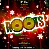 Roots 'Old Skool' Promo Mix (Boxing Day Special) Spex x Mr Wonder