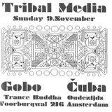 Dj Gobo - trance buddha. tribal media. adam. dat 1999