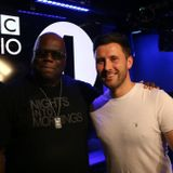 Danny Howard 2018-06-22 with Carl Cox