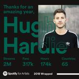 Hugh Hardie (Hospital Records, Liquicity) @ 10 Twenty Radio - Bristol (04.11.2018)