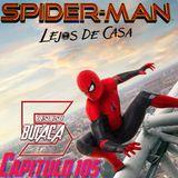 Capitulo 105: SPIDER-MAN Lejos De Casa