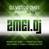 Dj Victor Zmei podcast 026