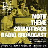 2-10-2020 DJ YardSale presents...Motif for a Theme to a Soundtrack about a Radio Broadcast