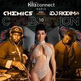 Combustion 10 - Hip Hop, Dancehall, EDM, Soca 2018 Mix - DJ Riddim and DJ Chemics