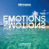 Emotions In Motions Sound Sessions Episode 047 (July 2016)