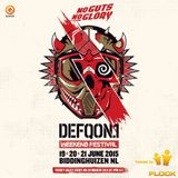 Charly Lownoise & Mental Theo @ Defqon 1 2015 Weekend Festival