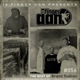 12 FINGER DAN Best of Series Vol. 56 (BRAND NUBIAN)